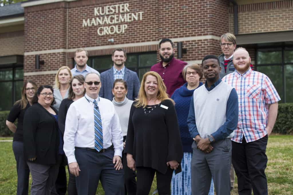 Photo of Kuester Managers