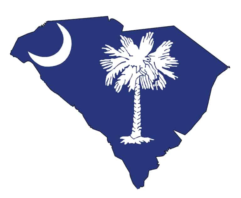Myrtle Beach - SC Flag
